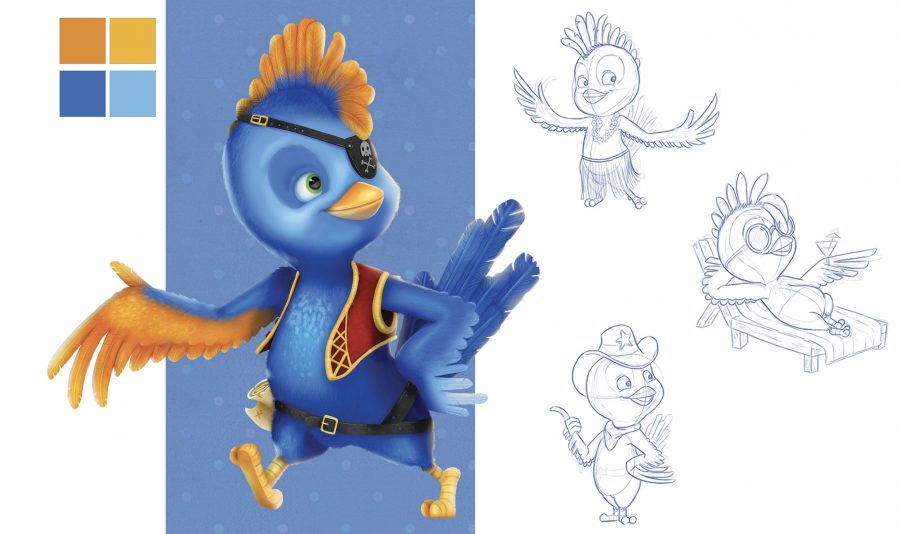 Mo the Bird