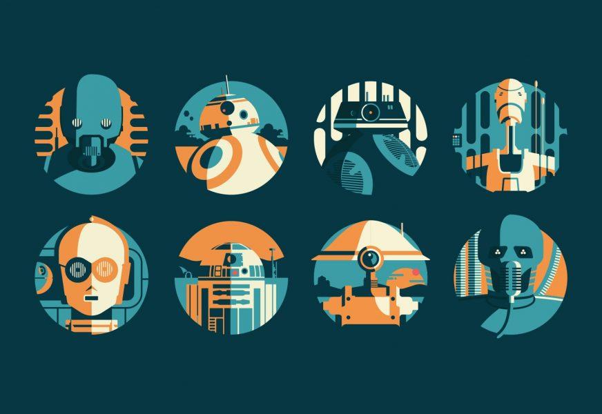 Droids - Star Wars