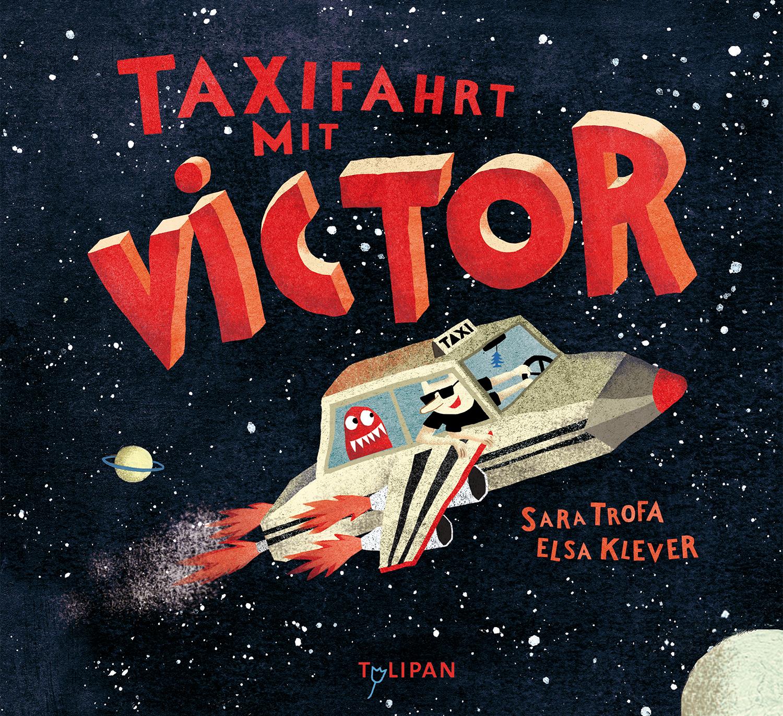 Elsa Klever : Victor the mischievous taxi driver