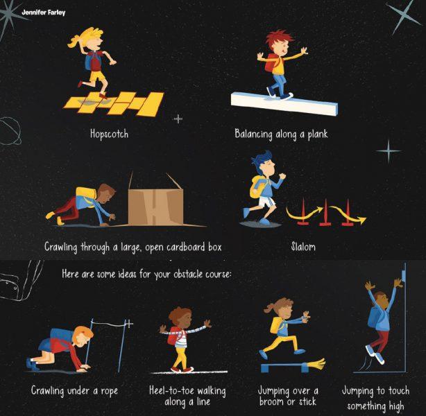 Astronaut Academy Exercises For Kids Jennifer Farley