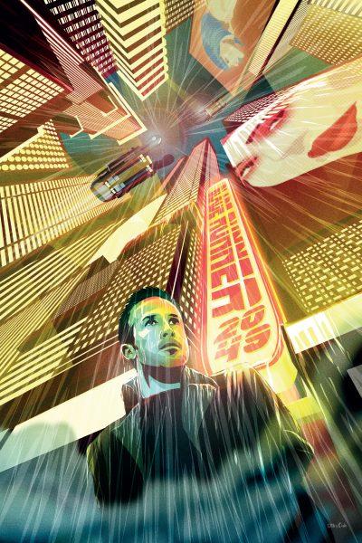 Blade Runner - Poster Posse