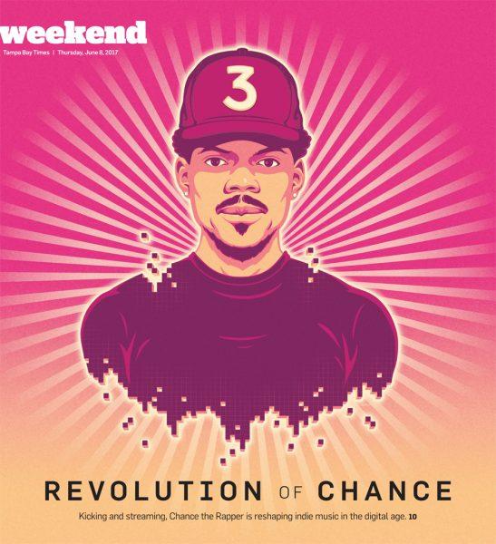 Digital Chance the Rapper-Whetzel