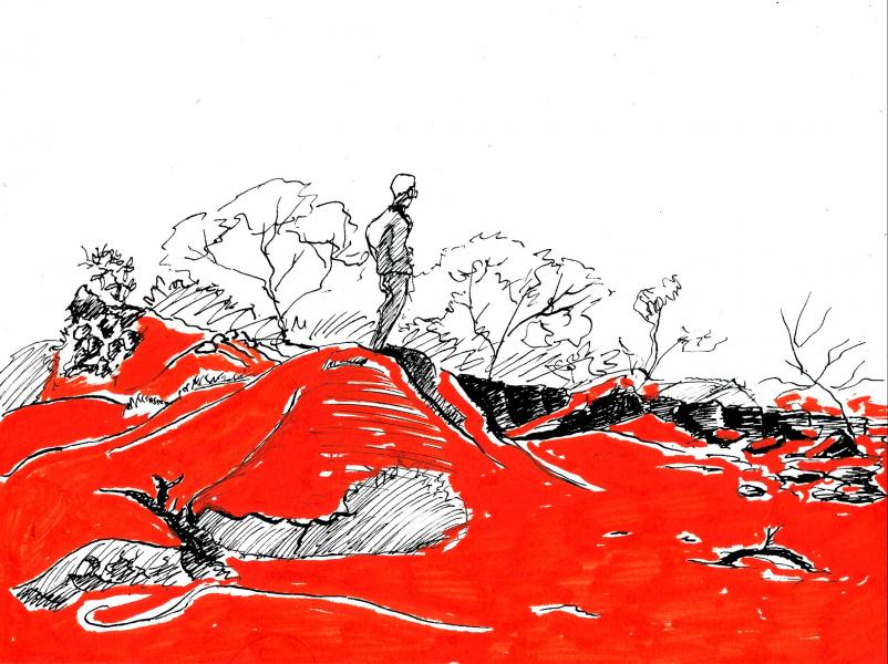In a Dried Season - For Portfolio 01