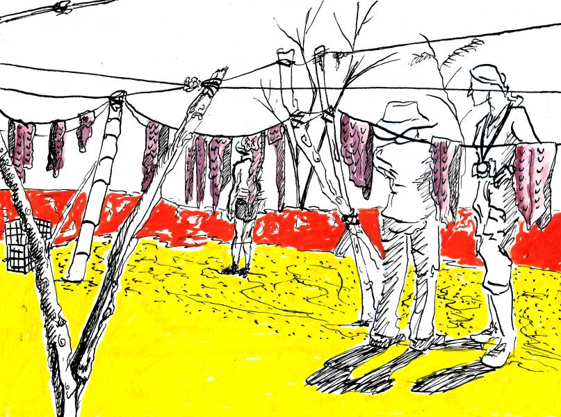 In a Dried Season - For Portfolio 04