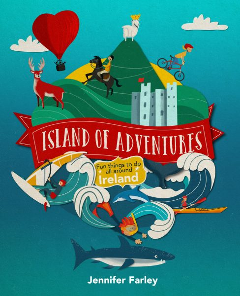Island of Adventures - Cover Jennifer Farley