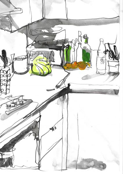 Kitchencorner_continuousline