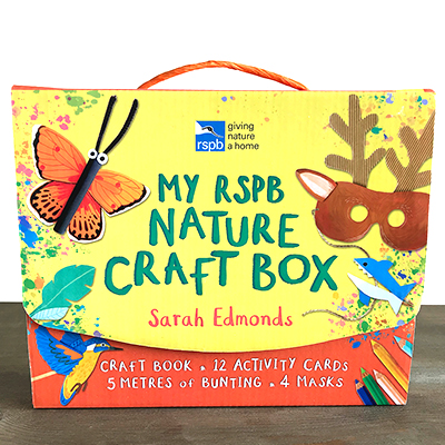My RSPB Nature Craft Box