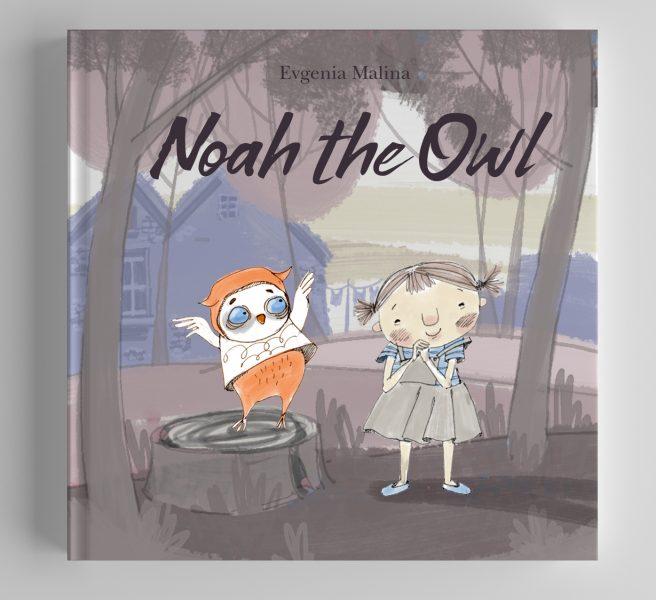 Noah the Owl cover