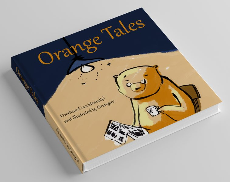 Orange Tales cover