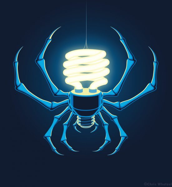 Spider Bulb