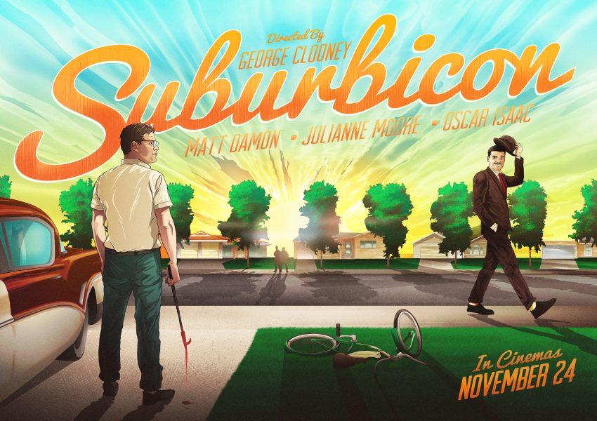 Suburbicon - Entertainment One