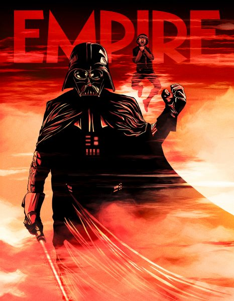 Darth Vader - Empire MAgazine