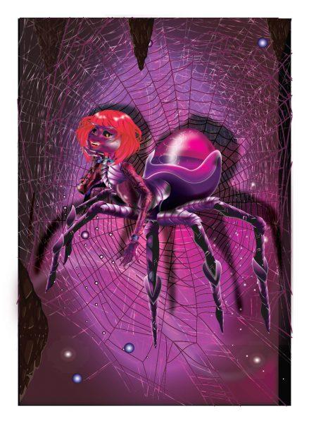 Cilla Spider