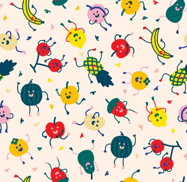 Happy Fruitz