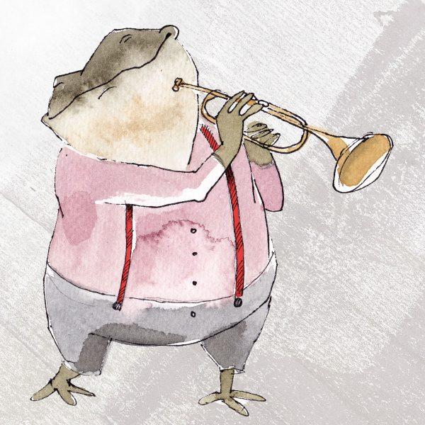 Toad jazzman
