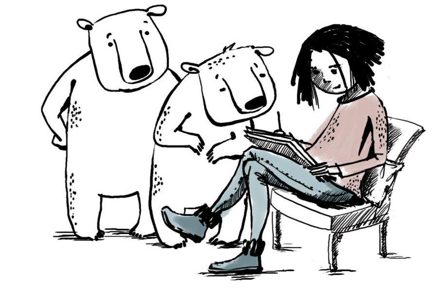 Bears and me