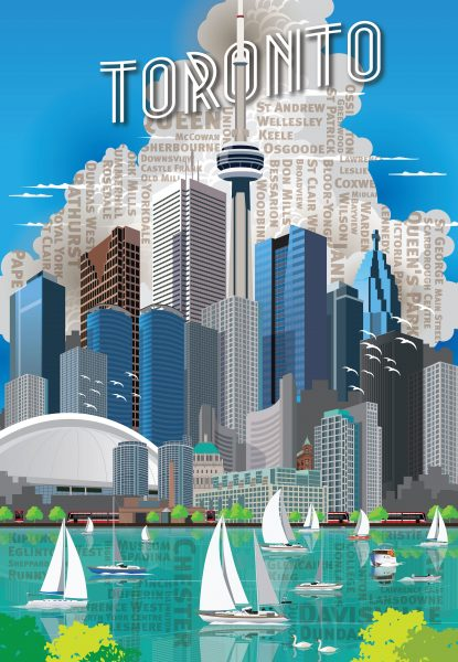 Our Toronto Poster