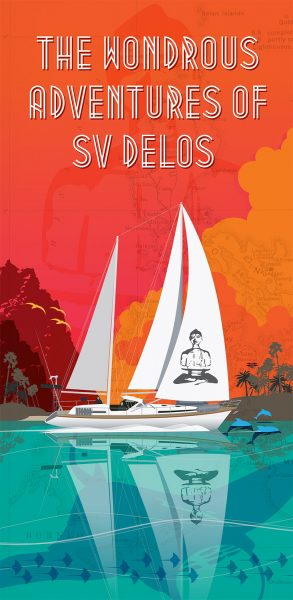 The wonders Adventure of SV Delos