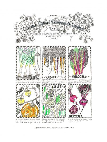 Vegetable Histories