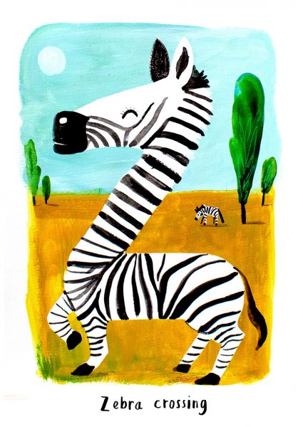 Zebra Crossing_Sarah Edmonds