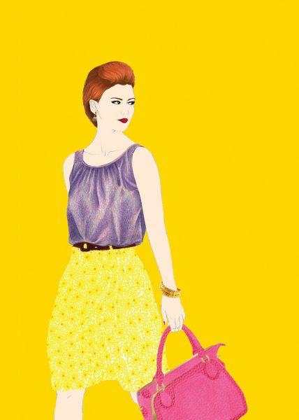 The Pink Bag