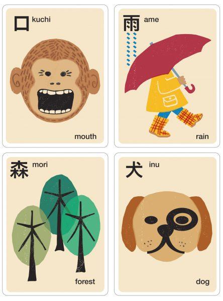 Kanji Flash Cards
