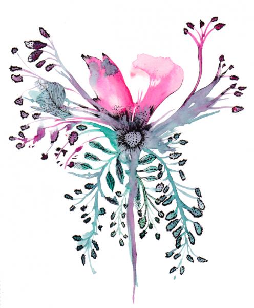 Flowing Florals