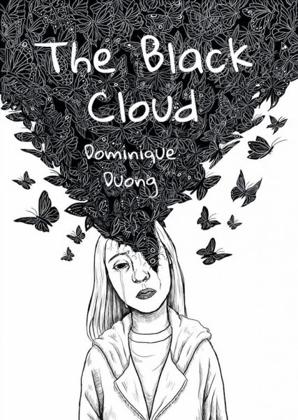 The Black Cloud (zine cover)