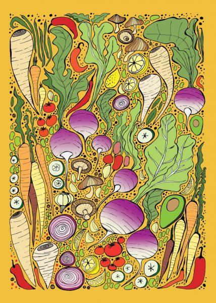 Ode to Vegetables