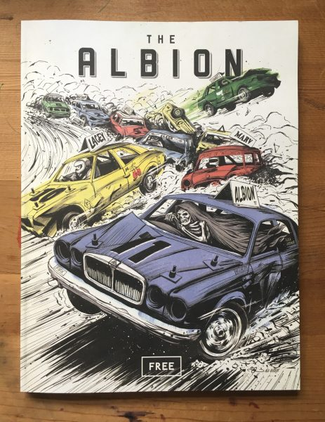 The Albion 11