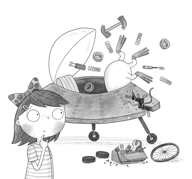 Fixing Spaceships