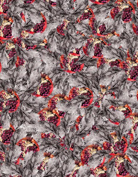 Black Petals & Pomegranates