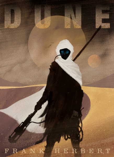 Dune - personal work