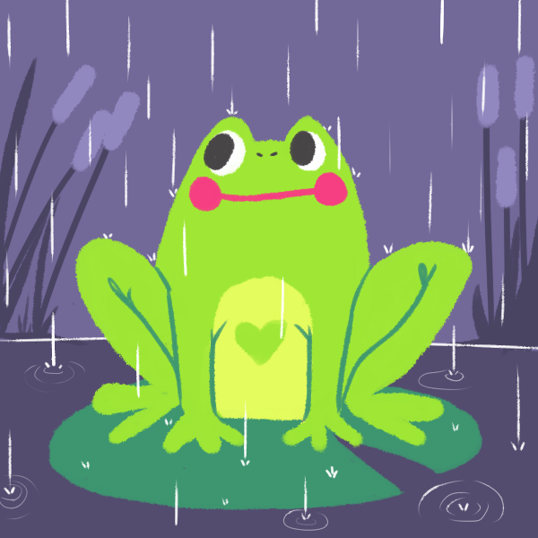 Optimistic Frog