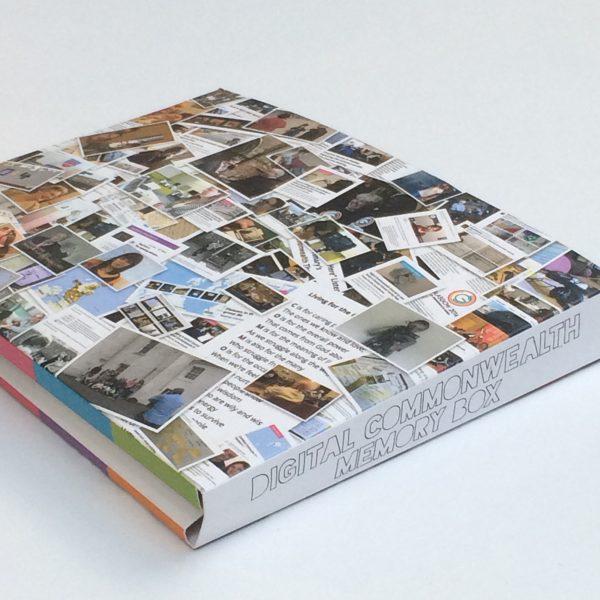 Memory Box- Digital Collage