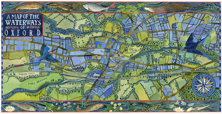 Oxford Waterways