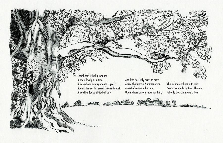 Tree poem