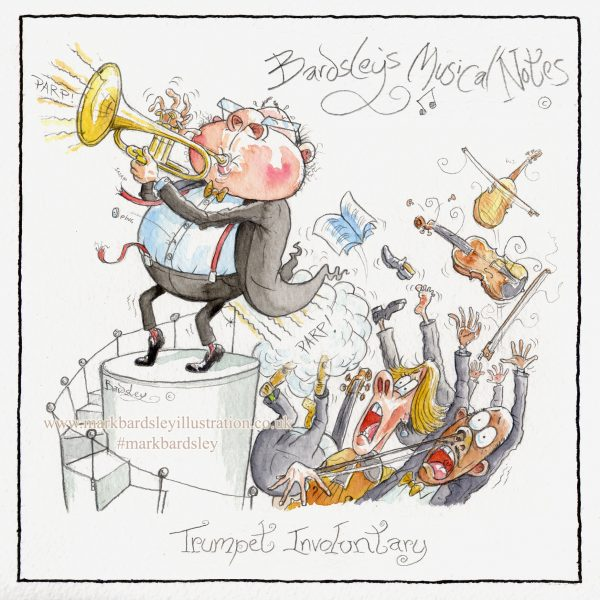 trumpet involuntary