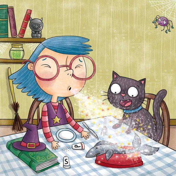 The Magic Sneeze