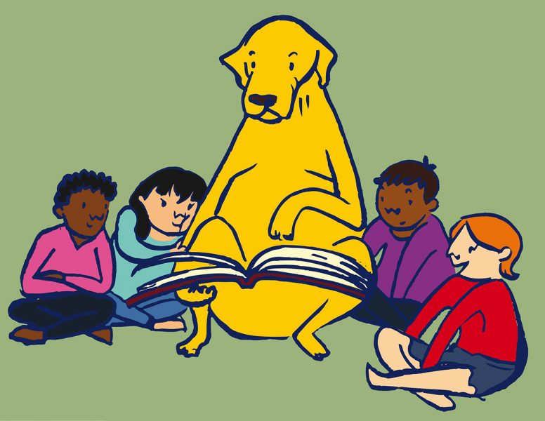 Can Dogs Read - Chanté Timothy