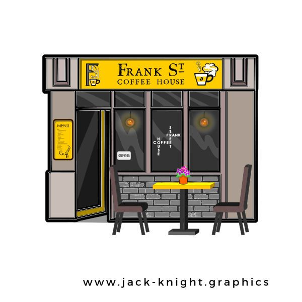 Coffee Shop Frontage