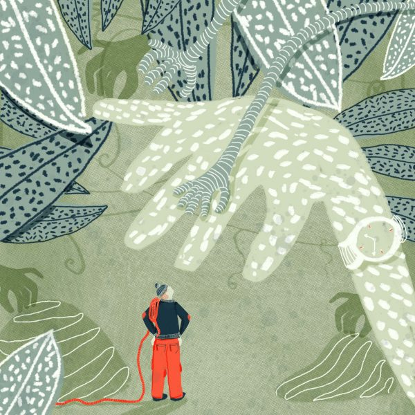 Can nature lend a helping hand?