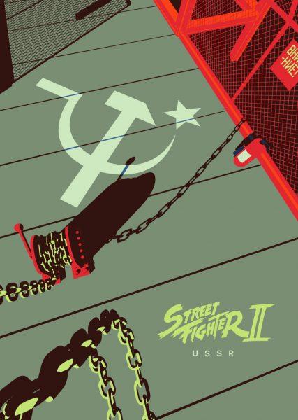 Streetfighter 2 - USSR