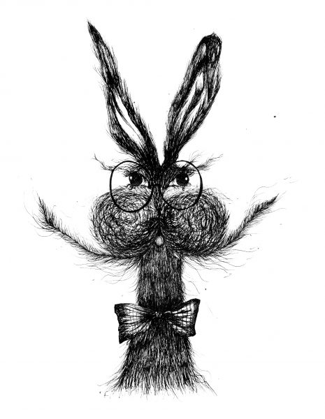 Hipster Hare.