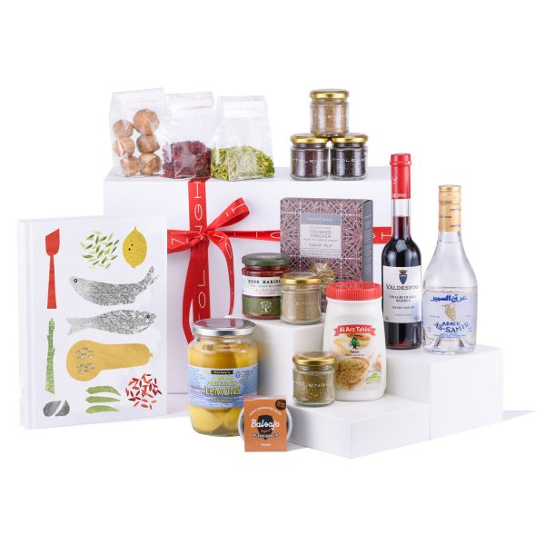 Ottolenghi Hamper Recipe Booklet