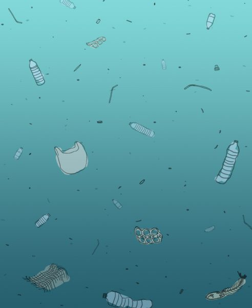 Polluted Ocean