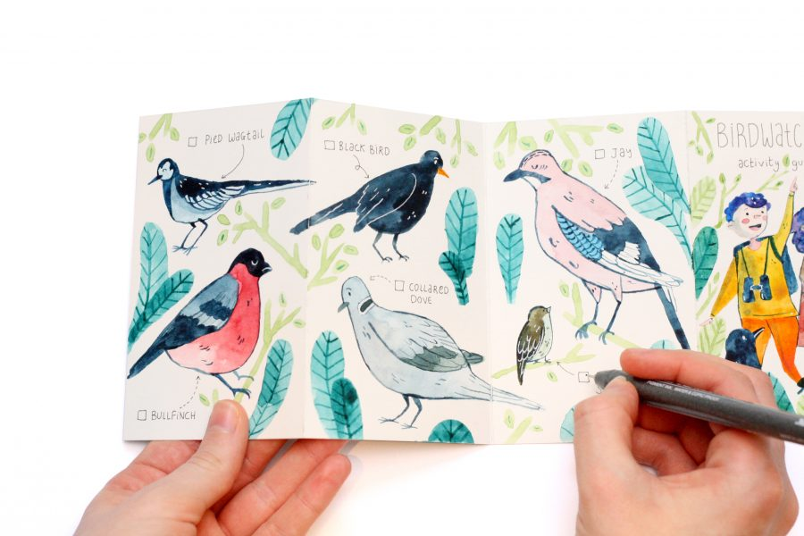 Birdwatching Activity Booklet