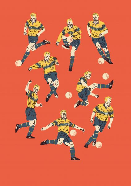 Box2Box Football - Bergkamp