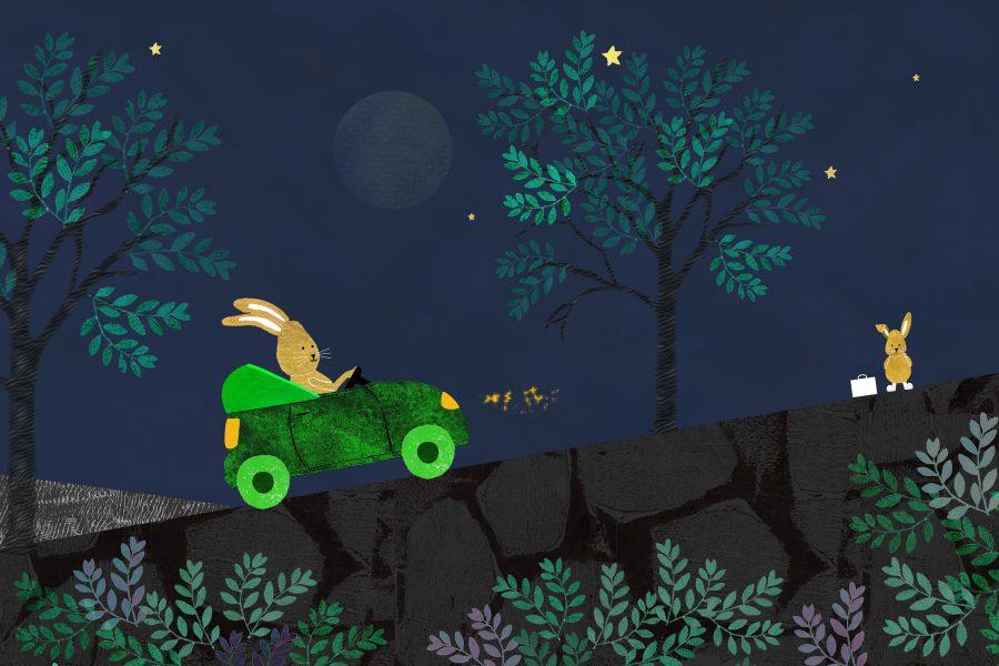 Rabbit Road Trip