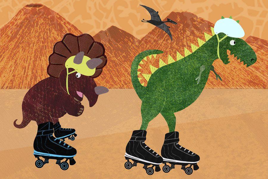 Dino Skates